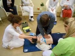 Notfalltraining Arztpraxis Erste Hilfe